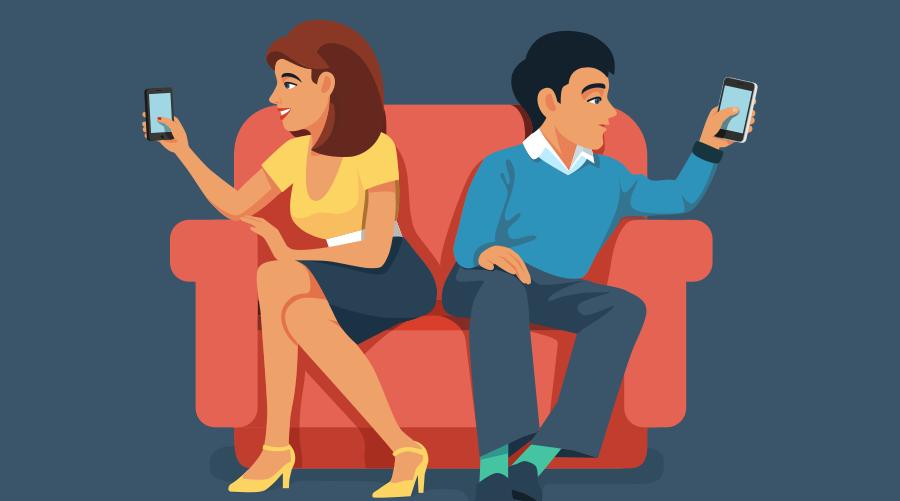 Bad online dating